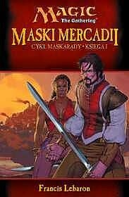Okładka książki Maski Mercadii