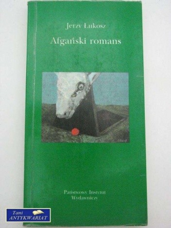 Okładka książki Afgański romans