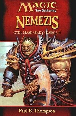 Okładka książki Nemezis