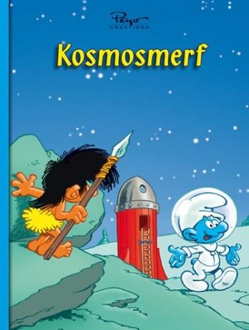 Okładka książki Kosmosmerf