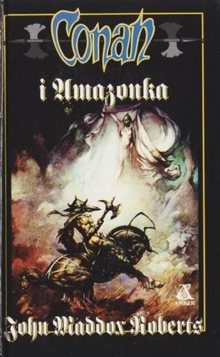 Okładka książki Conan i Amazonka