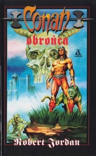 Okładka książki Conan obrońca