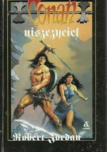 Okładka książki Conan niszczyciel