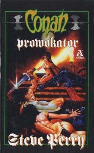 Okładka książki Conan prowokator
