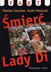 Okładka książki Śmierć Lady Di