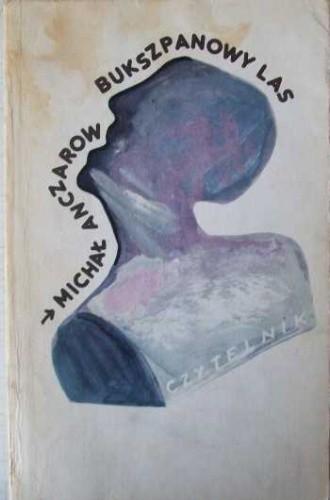 Okładka książki Bukszpanowy las