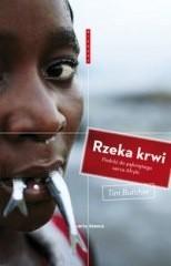 Okładka książki Rzeka krwi. Podróż do pękniętego serca Afryki