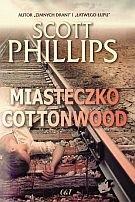 Okładka książki Miasteczko Cottonwood