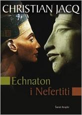 Okładka książki Echnaton i Nefertiti