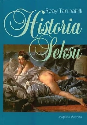 Okładka książki Historia seksu