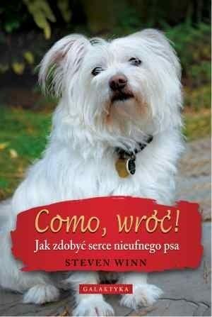 Okładka książki Como, wróć! Jak zdobyć serce nieufnego psa