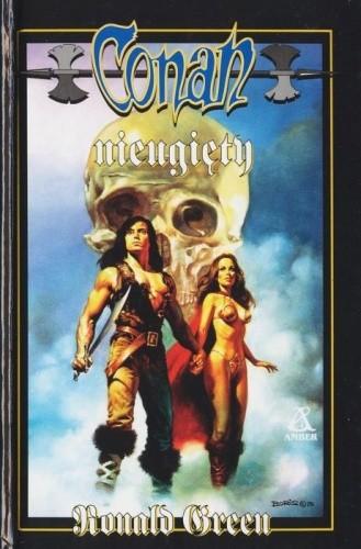 Okładka książki Conan nieugięty
