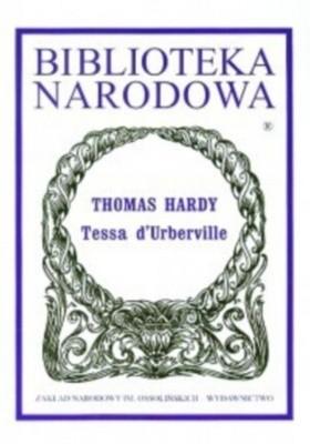 Okładka książki Tessa d'Urberville: Historia kobiety czystej