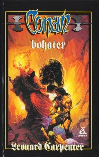 Okładka książki Conan bohater