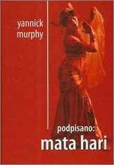 Okładka książki Podpisano: Mata Hari