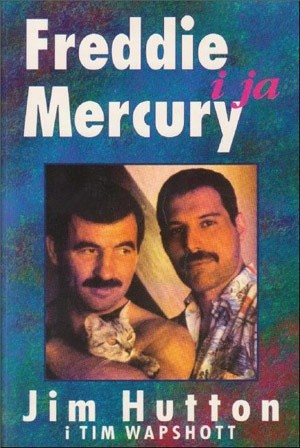 Okładka książki Freddie Mercury i ja