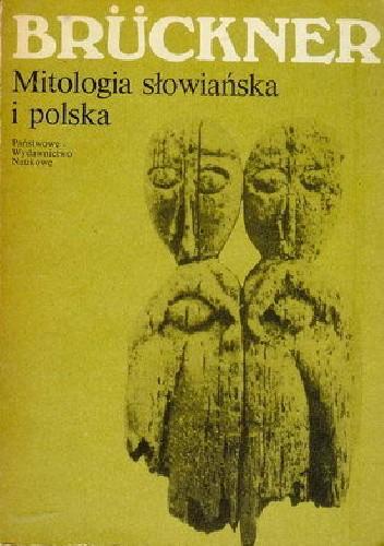 Okładka książki Mitologia słowiańska i polska