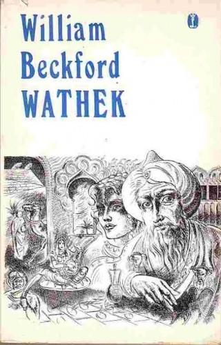 Okładka książki Wathek: opowieść arabska