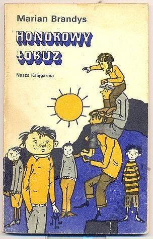 Okładka książki Honorowy łobuz