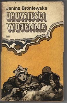 Okładka książki Opowieści wojenne