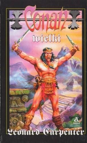 Okładka książki Conan Wielki