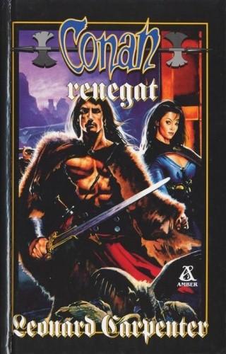 Okładka książki Conan renegat