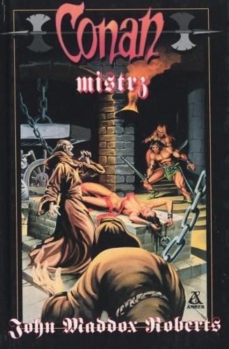 Okładka książki Conan mistrz
