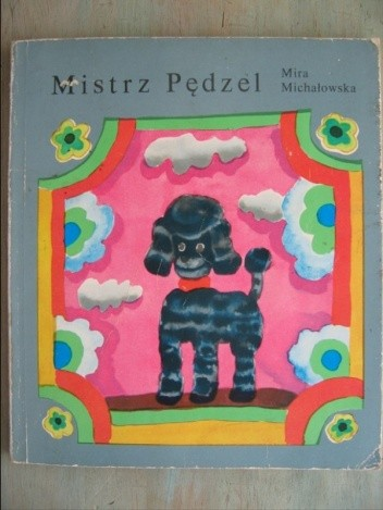 Okładka książki Mistrz Pędzel