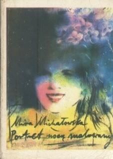 Okładka książki Portret nocą malowany