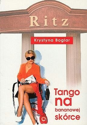 Okładka książki Tango na bananowej skórce