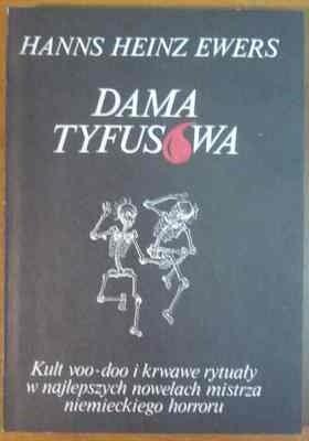 Okładka książki Dama Tyfusowa