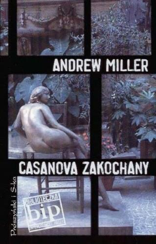 Okładka książki Casanova zakochany