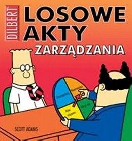 Okładka książki Losowe akty zarządzania
