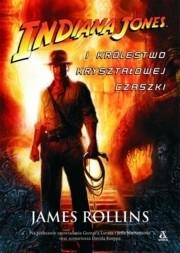 Okładka książki Indiana Jones i Królestwo Kryształowej Czaszki