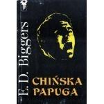 Okładka książki Chińska papuga