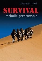 Okładka książki Survival techniki przetrwania