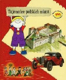 Okładka książki Tajemnice polskich miast