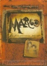 Okładka książki Margo. Niebezpieczna wyspa