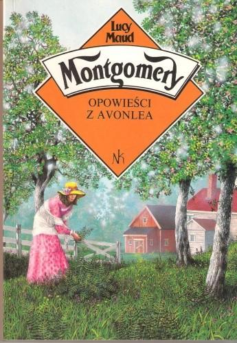 Okładka książki Opowieści z Avonlea