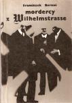 Okładka książki Mordercy z Wilhelmstrasse