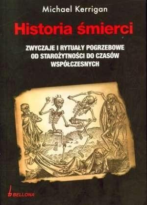 Okładka książki Historia śmierci