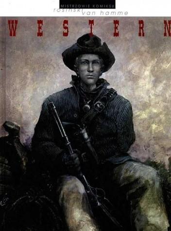 Okładka książki Western