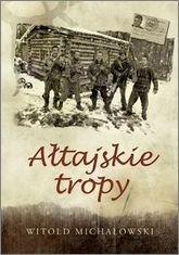 Okładka książki Ałtajskie tropy