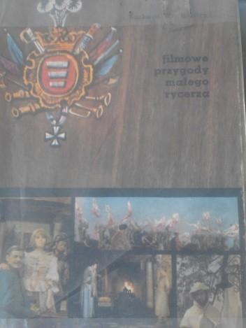 Okładka książki Filmowe przygody małego rycerza