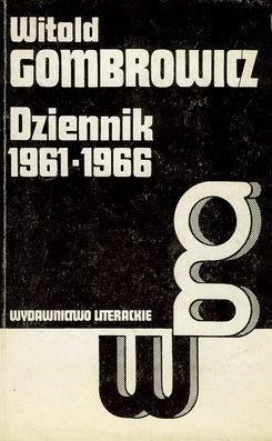 Okładka książki Dziennik 1961-1966