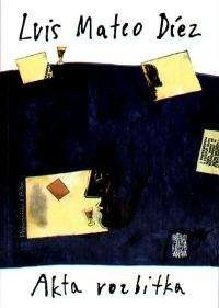 Okładka książki Akta Rozbitka