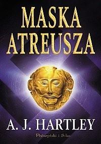 Okładka książki Maska Atreusza