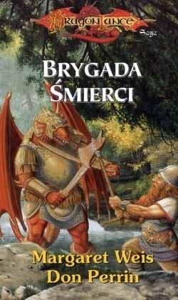 Okładka książki Brygada śmierci