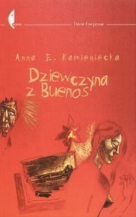 Okładka książki Dziewczyna z Buenos