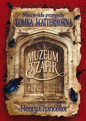 Okładka książki Muzeum i szafir